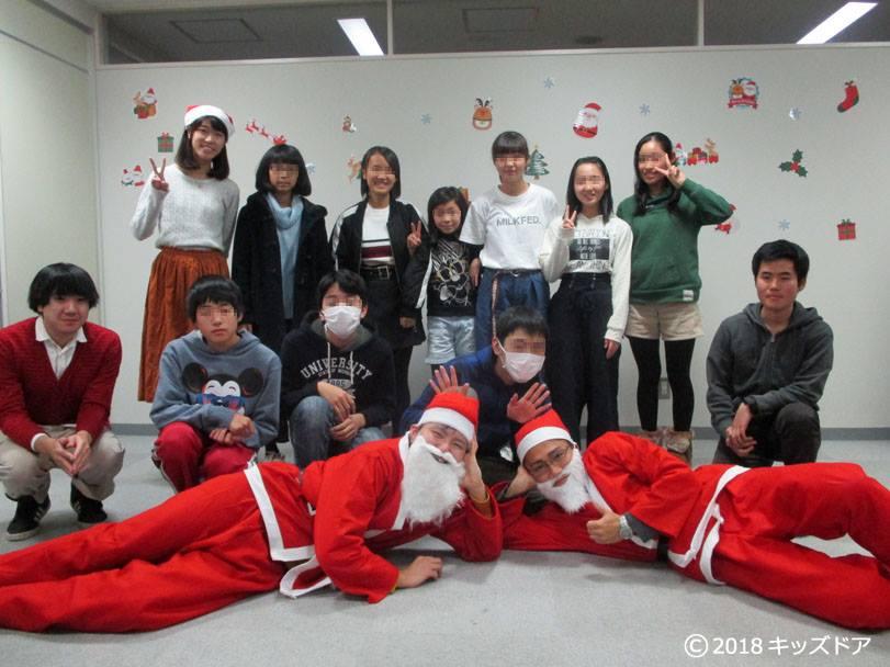 クリスマス −  皆様の優しい心を子どもたちに